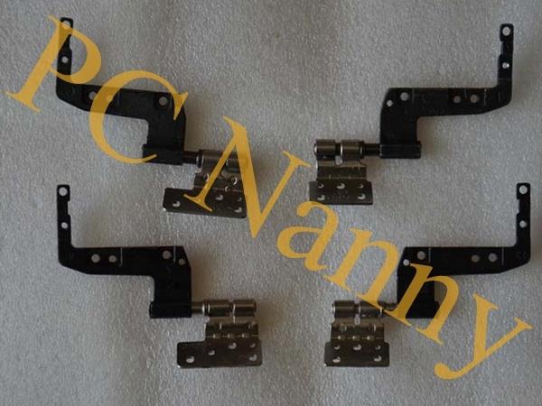 Genuine para dell latitude e5520 dobradiças dobradiça tela de lcd