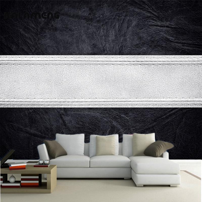 negro papel pintado para paredes de la habitacin