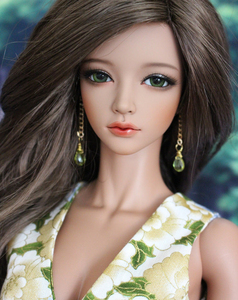 Image 2 - HeHeBJD 1/3 יפה ילדה Aria משלוח עיני שרף דגם צעצועים באיכות גבוהה