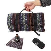 200*140cm Waterproof Foldable Outdoor Camping Mat Picnic Mat Beach Blanket Baby Climb Blanket Multiplayer Tourist Mat