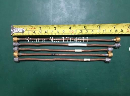 [BELLA] SMA SMA Import DC-20GHz Revolution Revolution 16-18CM RF Test Cable Wiring  --10PCS/LOT