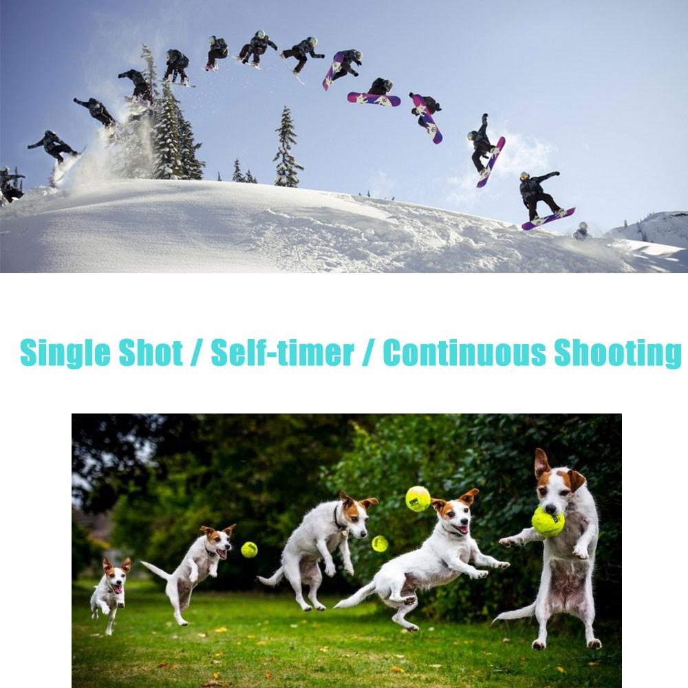 Continuous Shot