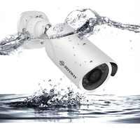 DEFEWAY 1080P Video Surveillance Camera HD 2000 TVL Weatherproof Home CCTV Security Camera system No Cables AHD Outdoor Indoor
