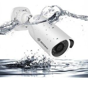 Image 2 - DEFEWAY wideo 1080P kamera monitorująca 2.0MP HD 2000TVL odporne na warunki atmosferyczne na zewnątrz kryty domu kamera do monitoringu CCTV IR Night Vision