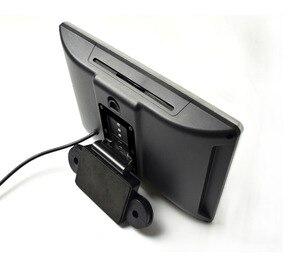 Image 3 - XST 11.6 インチ車ヘッドレスト Dvd プレーヤーモニタータッチボタンサポートビデオ HD 1080 p/USB/SD/ IR/Fm トランスミッター/HDMI/スピーカー/ゲーム