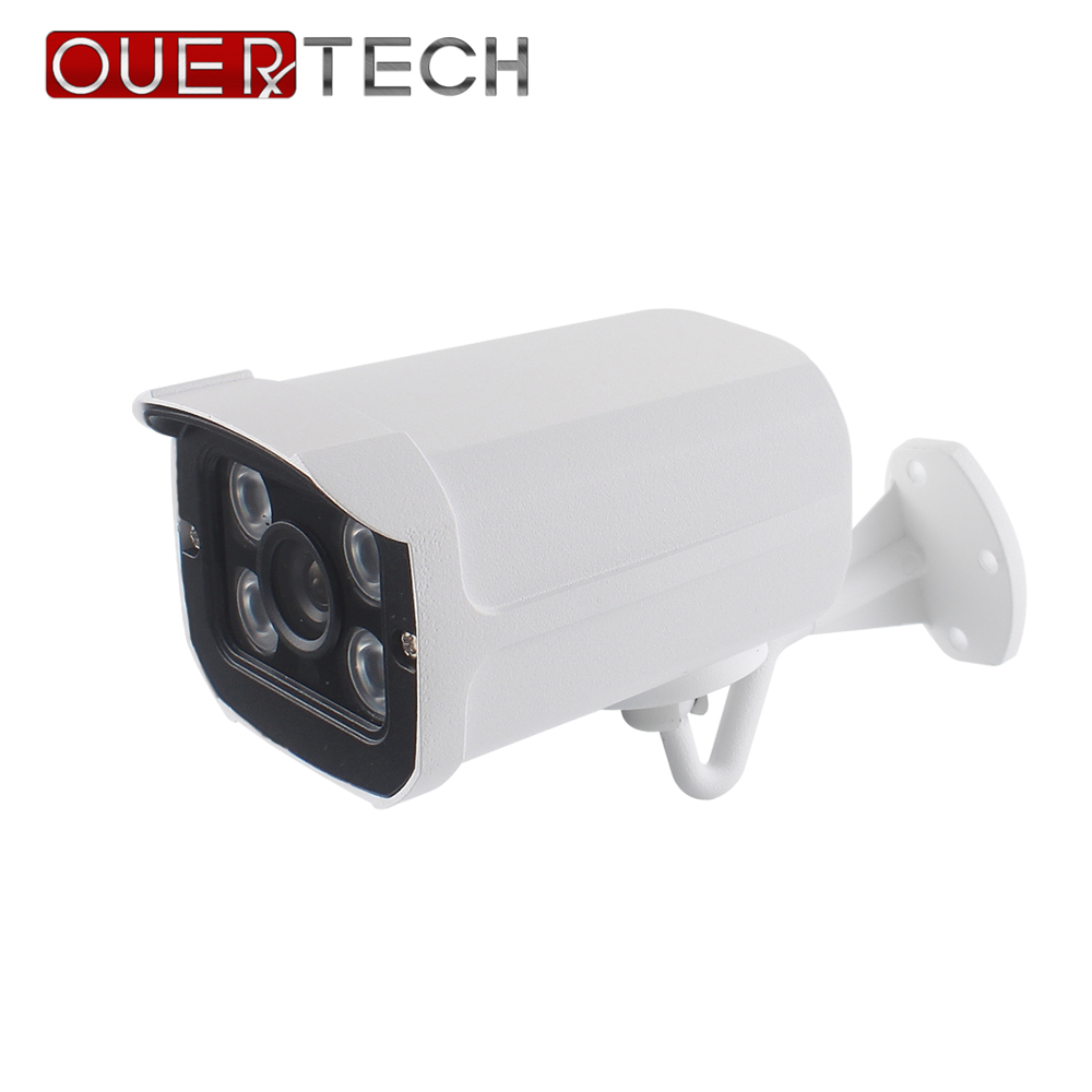 OUERTECH 5 megapixels XVI/TVI/CVI/CVBS/AHD 5 in 1 AHD Camera CCTV bullet Outdoor waterproof 5MP Camera Support UTC real-time image