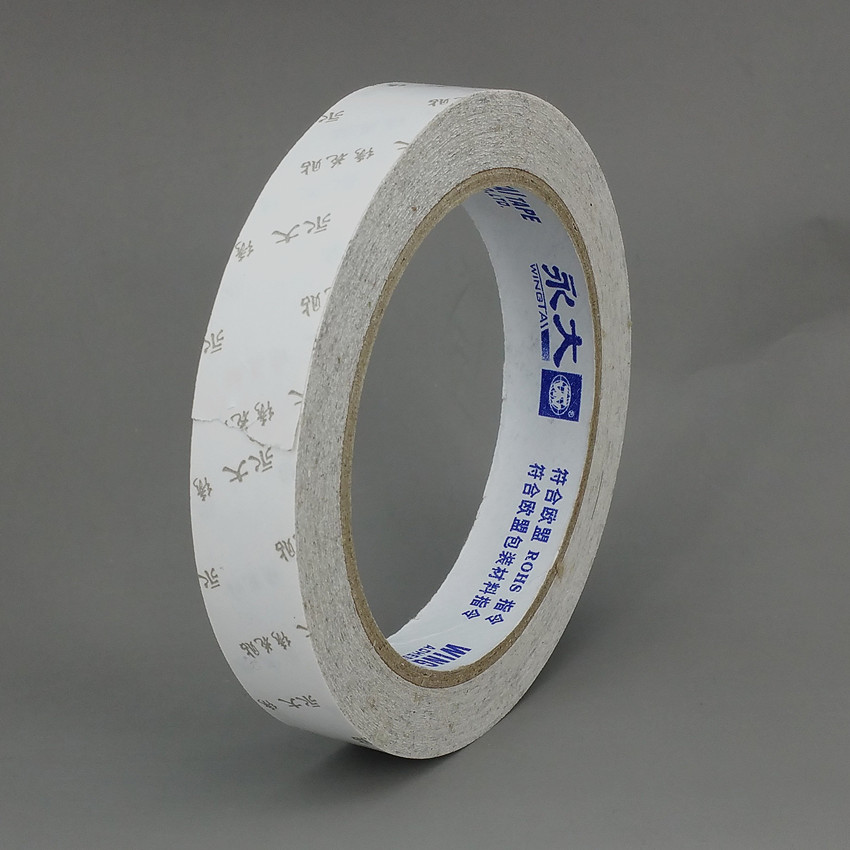 Good Quality Strong Adhesive Tape Wide 1.8cm L 229cm Ultra Thin To Match The Acrylic Price Tag Holder In This Shop 1pc/lot пена монтажная макрофлекс профессиональная 750 мл