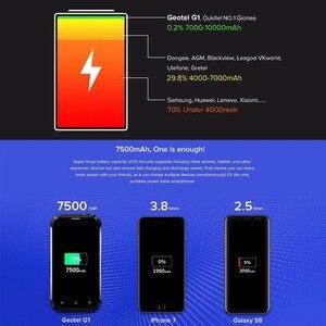 Image 4 - Telefone móvel geotel g1 7500 mah grande bateria 5.0 Polegada hd mtk6580a quad core android 7.0 2 gb ram 16 gb rom 8mp power bank smartphone