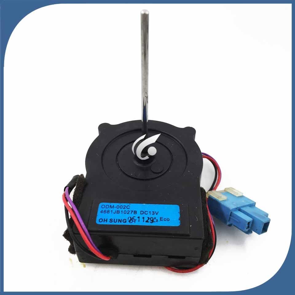 new Good working for refrigerator ventilation fan motor 4681JB1027B 4681JB1017D reverse rotary motor