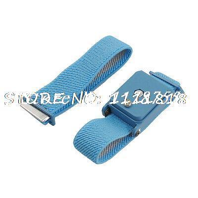 Back To Search Resultstools Brilliant Wholesale Anti Static Antistatic Esd Adjustable Wrist Strap Band Blue Free Shipping Hand & Power Tool Accessories