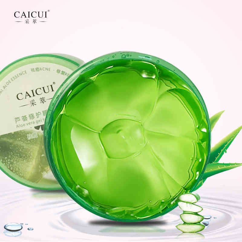 CAICUI Korea hotsale Natural Aloe vera gel acne