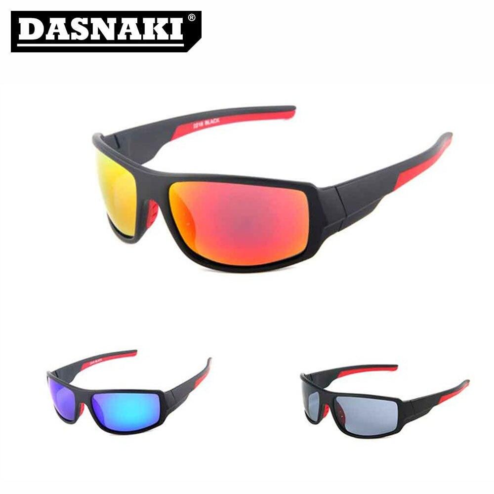 Nouveau Polarisées Lunettes De Pêche lunettes de soleil résistance aux Chocs TAC lentilles Approprié pour sports de plein air Mer Pêche Améliorer la clarté