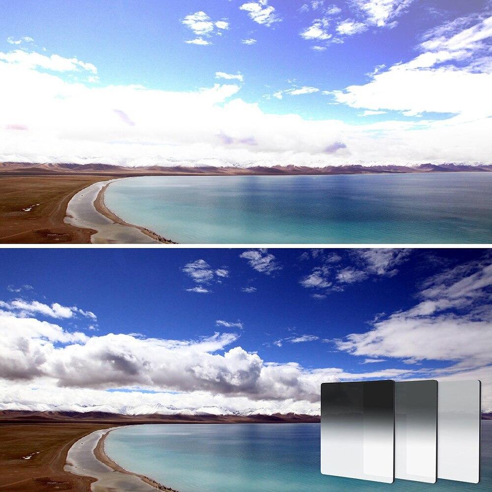 Filtros de luz de colores 24-1 Juego de filtros Cuadrado Graduado ND2 - Cámara y foto - foto 6