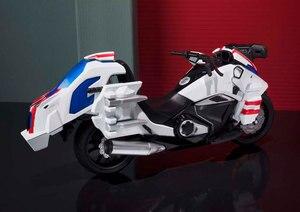 "Image 3 - اليابان ""ملثمين كامين رايدر محرك"" الأصلي بانداي تاماشي الأمم SHF/ S.H.Figuarts بك عمل الشكل الدراجة ركوب ماكر"