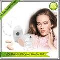 Электрический 4D 360 град. суспендирующее вибрации косметическая фонд пуховкой аппликатор бесплатная доставка