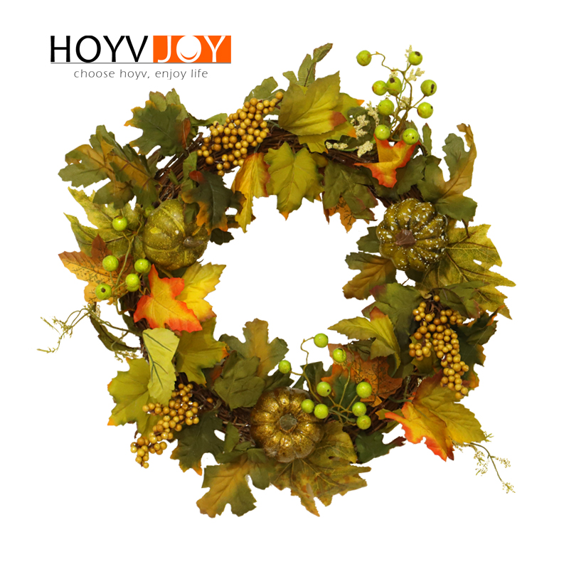 Wedding Christmas Simulation Diy Artificial Flower Garland Wreath Set Door Garland Home Party Garden Decor Wreath Fake Flowers To Have A Long Historical Standing Artificial Decorations