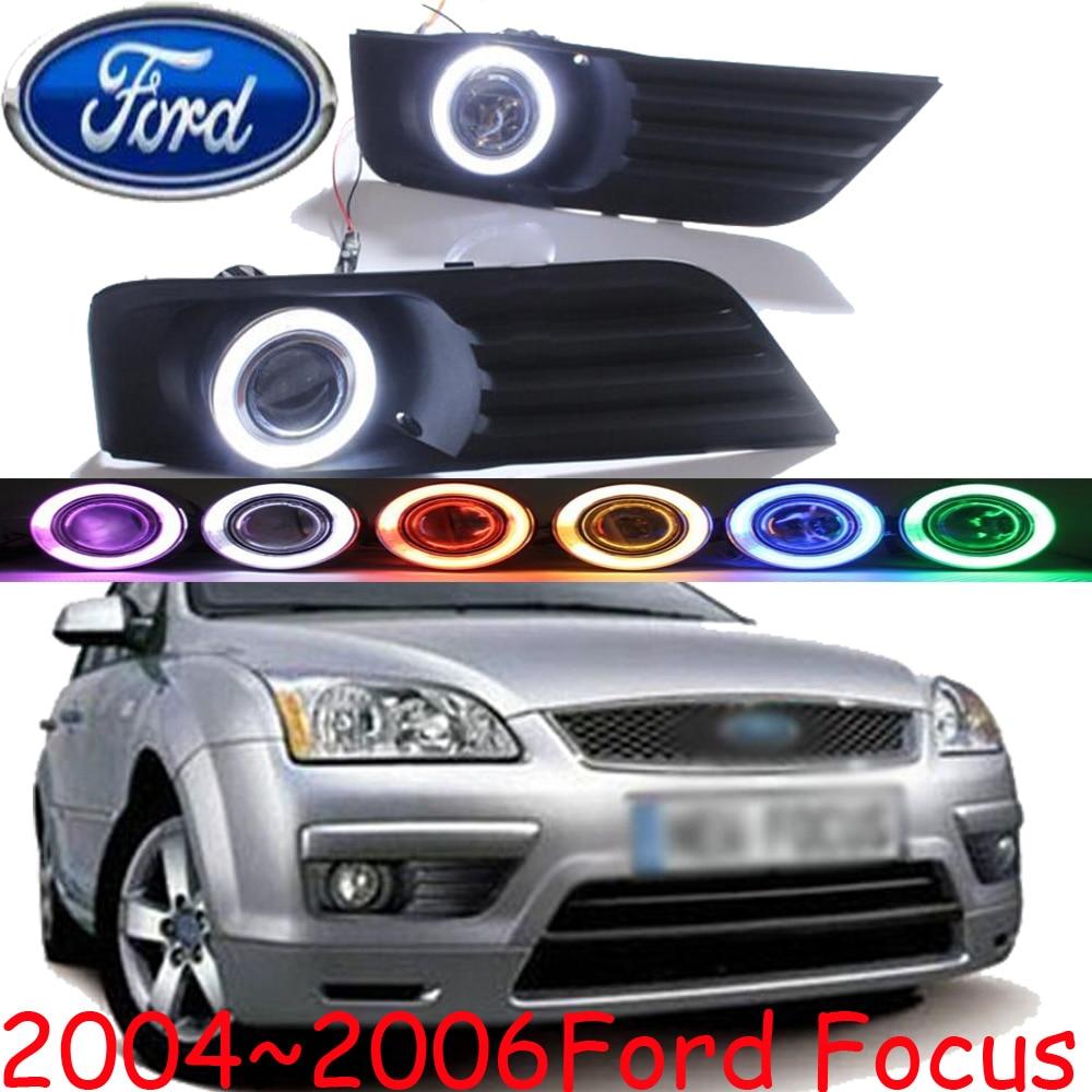 Car-styling,CAR fog lamp,2004~2006,chrome,Free ship!2pcs,Edge head light,car-covers,Halogen/HID+Ballast;FOCU