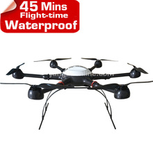 YD6 1000P Long Flight Time Quadcopter Drone Frame, UAV Airframe for Professional Industrial Camera Drone Inspection/Surveying
