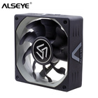 ALSEYE 80mm PC Fan Cooler 12v Slient Cooling Fans 3pin 2000RPM 8cm Silicone Skin Fan for Computer Case