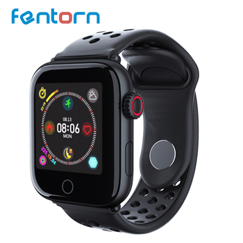 Fentorn Smart Watch Men Waterproof Smartwatch With Heart Rate Blood Pressure Fitness Bracelet For iPhone iOS Android Watches