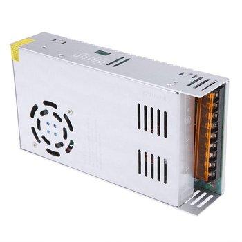 12В 30A 360 Вт импульсный источник питания приводной переключатель для светодиодного бара Дисплей лампы переменного тока 110В-220В