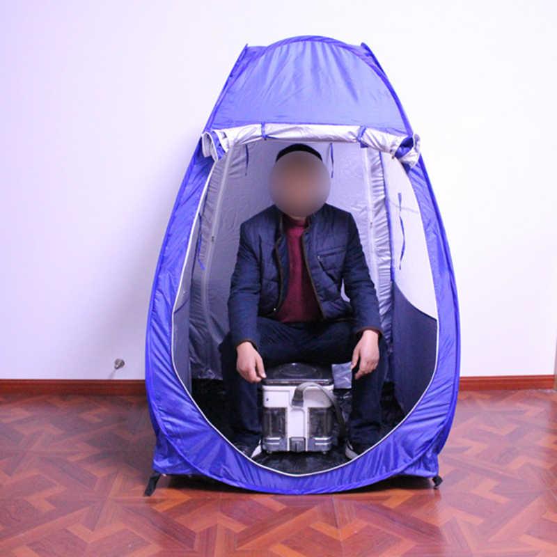 Пляжный стул Приют Портативный водонепроницаемый ветрозащитный складной тент анти УФ непрозрачная Серебряная лента палатка наружная мебель палатка для рыбалки