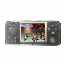 2017 New Arrival RETRO Handheld Game Console Portable Video Gaming Console MP4 Video Playback Built-in 1151 Childhood Games