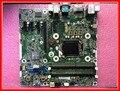 718414-001 718414-501 718414-601 718778-001 para hp prodesk 400 g1 placas de sff lga 1150 ddr3 desktop motherboard frete grátis