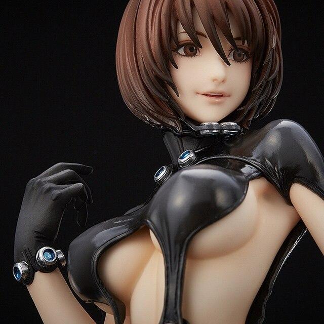 Sexy Girl Figure Anime Gantz Shimohira Reika Sword Ver Action Figure Toy Doll Brinquedos Figurals Collection Model Gift 25CM 1