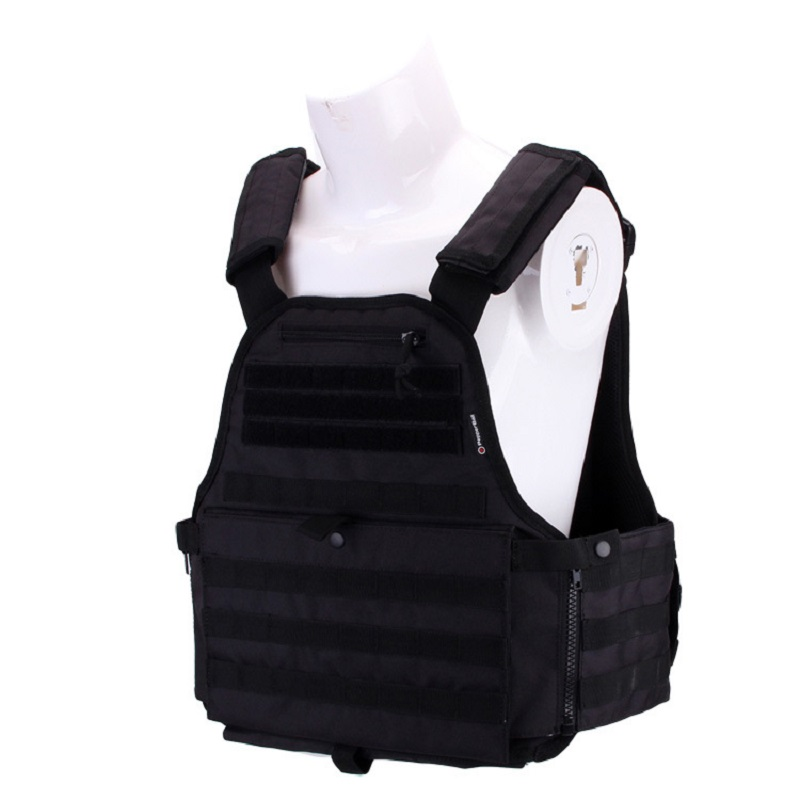 2018 Colete tatico loja artigos Militares airsoft tactical vest Leapers Law Enforcement molle Tactical Vest SWAT Schutzweste colete tatico balistico swatt paintball airsoft 15%off cs airsoft game tactical military combat traning protective security vest