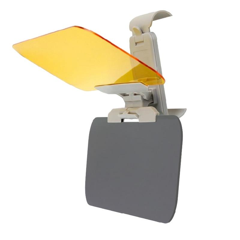 EAFC автомобильный солнцезащитный козырек HD против солнечного света ослепительные очки для дневного и ночного видения зеркало для вождения УФ складывающийся откидной прозрачный вид|Комнатные зеркала|   | АлиЭкспресс