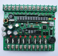 2pcs/lot PLC industrial control board MCU  control panel programmable controller electromagnetic valve contactor drive FX1N-20MT