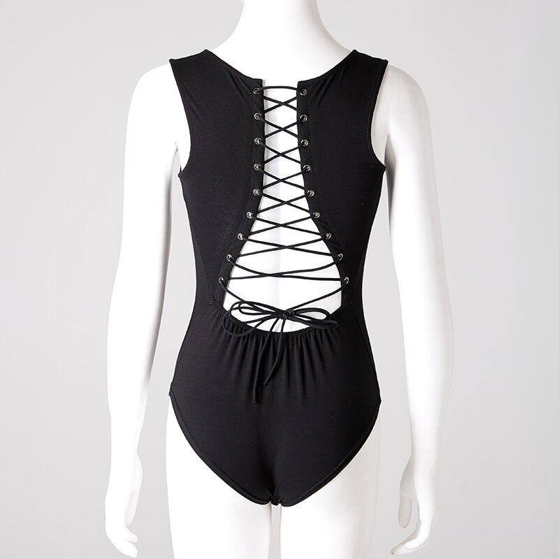 Sin mangas Sin espalda Corbata Volver Botones a presión Cordones - Ropa de mujer - foto 6