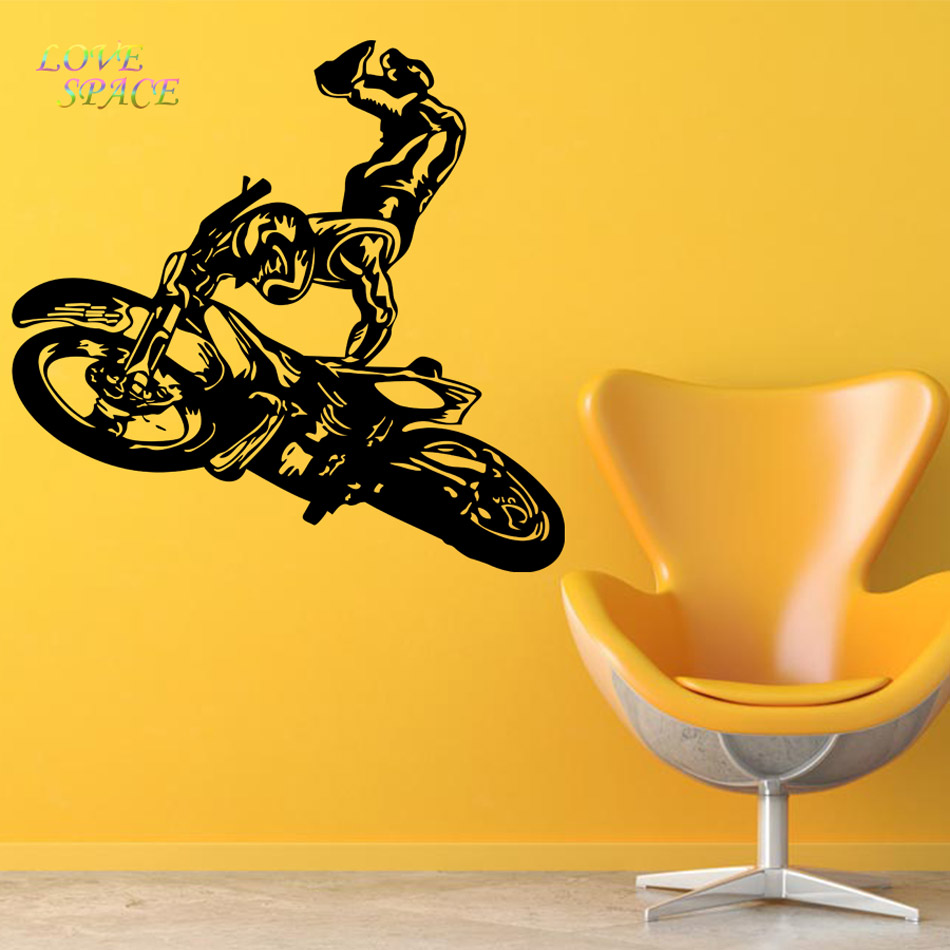 Luxury Motorcycle Metal Wall Art Ornament - The Wall Art Decorations ...
