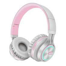 цена на Wireless Headphones Bluetooth Over Ear Headphone With Microphone Support TF Card Gaming Headset Earphones For PC Mobile phone