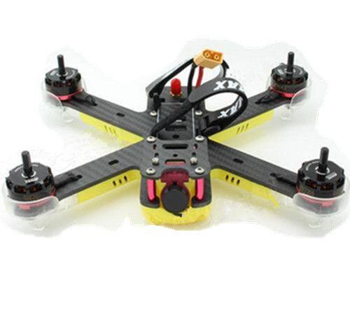Emax Nighthawk Pro 200 200mm F3 FPV Racing Drone PNP with 5.8G 48CH 25-200mW VTX 600TVL CCD Camera (4)