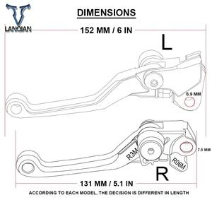 Image 5 - Pièces de levier de moto pour YAMAHA