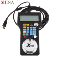 Hot Sale CNC Mach3 USB Handwheel 3 4 Axis USB Handwheel Pulse 50PPR Optical Encoder Generator