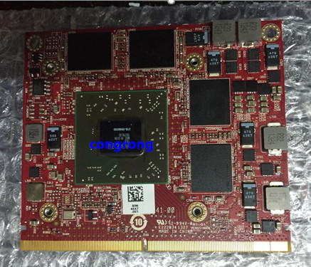 US $51 88 |M5100 2GB DDR5 VGA Graphic Video Card for Dell Precision M4800  M4700 M4600 216 0848000-in Laptop Repair Components from Computer & Office