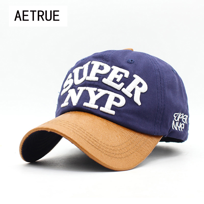 AETRUE Baseball Cap Women Snapback Brand Pu Letter Caps Hip hop Hats For Men Bone Masculino Gorras Casquette Embroidered Hat hot sell new autumn fashion men baseball caps snapbacks hip hop hats for women men bone letter casual casquette caps