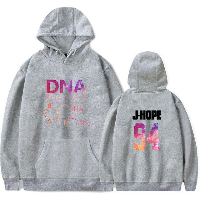 DNA ARMY Hoodies Sweater BTS (Set 2)