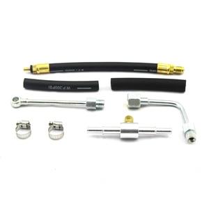 Image 2 - Professional Testing Gauge TU 114 Fuel Pressure Tester for Automotive Repair