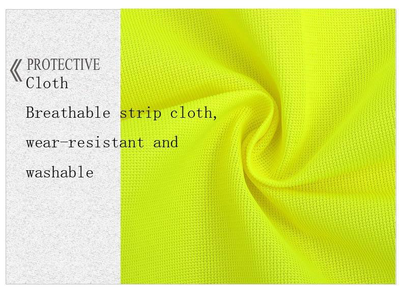Reflective Safety Vest 010