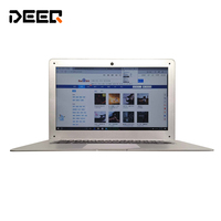 2017 NEW 14 inch laptop Free Shipping, Intel Bay Trail ultrabook 2GB RAM+32G EMMC with Windows 10, 6000 mah battery, Notebook PC