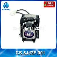 Alta qualidade substituição da lâmpada do projetor CS.5JJ2F. 001 para MP625 MP720P MP725P