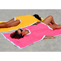 2019 New Beach Towel Summer Swim Accessory Both a Beach Towel and Swimsuit Subbathing Towel Towelkini For Dropshipping