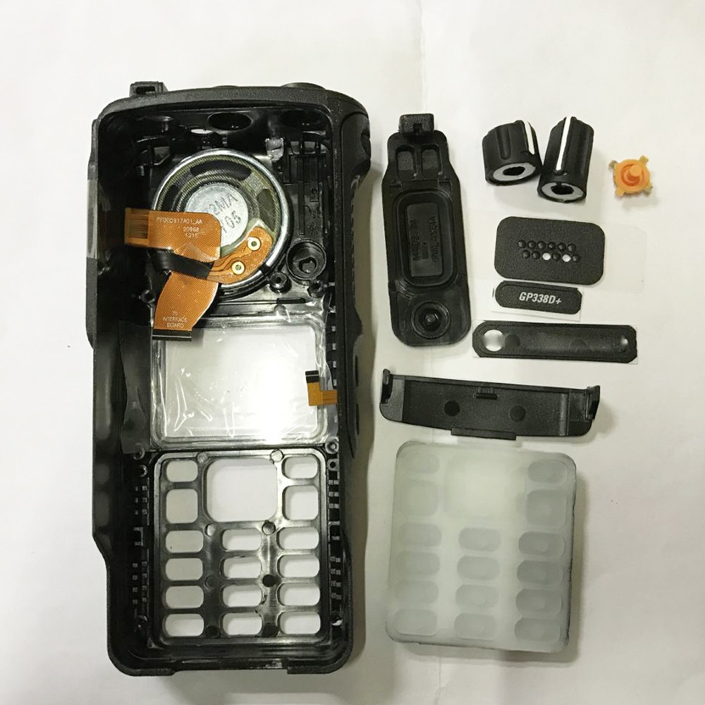 Image 2 - 2sets X Top Housing With Speaker And Flexible For GP338D+ DGP8550E XiR P8668i-in Communications Parts from Cellphones & Telecommunications