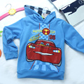 2016 latest kids car sports boy set tracksuit  boys suits 3~7 age kids apparel free shipping