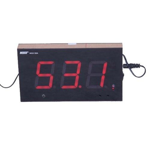 WENSN Professional Sound Level Meter / Decibel Meter / Noise Meter 30 ~ 130 dB With LCD Digital Display 2.3, Black 1 unit of digital sound pressure level meter 30 130 db decibel noise measurement