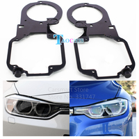Car Styling Frame Adapter Module Set DIY Bracket Holder For BMW 4 Series 420i 430i 440i